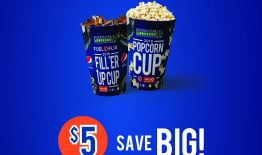 76 CIRCLE K Fill'er Up Cup Promo