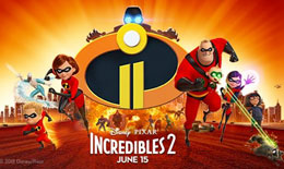 Incredibles 2 sidebar