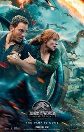 3D Jurassic World: Fallen Kingdom