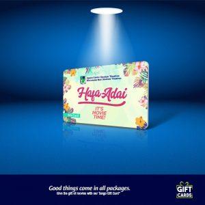 Gift Card hafa Adai